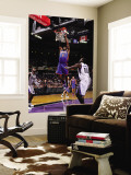 New York Knicks v Sacramento Kings: Amare Stoudemire Wall Mural by Rocky Widner