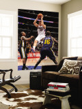 Utah Jazz v Los Angeles Clippers: Blake Griffin, Raja Bell and Francisco Elson Wall Mural by Noah Graham