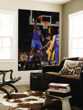 Dallas Mavericks v Los Angeles Lakers - Game Two, Los Angeles, CA - MAY 4: Brendan Haywood Wall Mural by Noah Graham