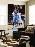 Dallas Mavericks v New Orleans Hornets: Shawn Marion, Quincy Pondexter and Jason Smith Wall Mural by Layne Murdoch