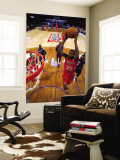 2011 NBA All Star Game, Los Angeles, CA - February 20: Kevin Durant Mural por Pool Unknown