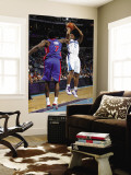 Detroit Pistons v New Orleans Hornets: Jarrett Jack and Ben Gordon Wall Mural by Layne Murdoch