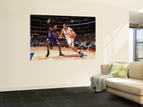 Sacramento Kings v Los Angeles Clippers: Brian Cook and Jason Thompson Wall Mural by Noah Graham