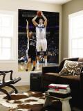 San Antonio Spurs v New Orleans Hornets: Jason Smith and Manu Ginobili Wall Mural by Layne Murdoch