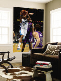 Sacramento Kings v New Orleans Hornets: Marcus Thornton and DeMarcus Cousins Wall Mural by Chris Graythen