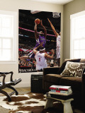 Sacramento Kings v Los Angeles Clippers: Darnell Jackson and Craig Smith Wall Mural by Noah Graham