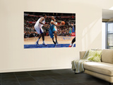 New Orleans Hornets v Los Angeles Clippers: Jarrett Jack and Al-Farouq Aminu Wall Mural by Noah Graham