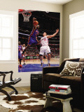 New York Knicks v Los Angeles Clippers: Ronny Turiaf and Blake Griffin Wall Mural by Noah Graham