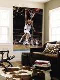 Milwaukee Bucks v Dallas Mavericks: Dirk Nowitzki and Andrew Bogut Wall Mural by Danny Bollinger