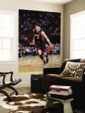 Chicago Bulls v Miami Heat, Miami, FL - March 6: Mike Bibby Wall Mural by Victor Baldizon