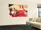 Los Angeles Clippers v Chicago Bulls: Carlos Boozer and Blake Griffin Wall Mural by Randy Belice