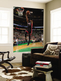 Miami Heat v Boston Celtics - Game Four, Boston, MA - MAY 9: Dwyane Wade Wall Mural by Brian Babineau