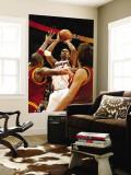 Cleveland Cavaliers v Miami Heat: Chris Bosh Wall Mural by Issac Baldizon