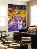 Chicago Bulls v Sacramento Kings: Donte Greene Wall Mural by Rocky Widner