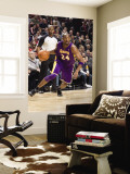 Los Angeles Lakers v Chicago Bulls: Kobe Bryant Wall Mural by Andrew Bernstein