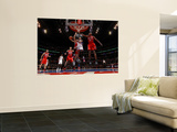 New Jersey Nets v Los Angeles Clippers: Eric Gordon, Kris Humphries and Travis Outlaw Wall Mural by Noah Graham
