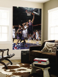 Washington Wizards v Atlanta Hawks: Zaza Pachulia Wall Mural by Scott Cunningham