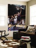 Washington Wizards v Atlanta Hawks: Zaza Pachulia Wall Mural by Scott Cunningham
