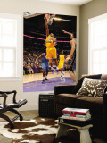 Washington Wizards v Los Angeles Lakers: Kobe Bryant Wall Mural by Andrew Bernstein