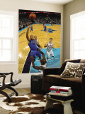 Dallas Mavericks v New Orleans Hornets: Shawn Marion and Emeka Okafor Wall Mural by Chris Graythen