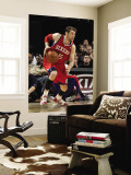 Philadelphia 76ers v Cleveland Cavaliers: Andres Nocioni Wall Mural by David Liam Kyle