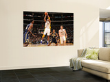 Indiana Pacers v Los Angeles Lakers: Kobe Bryant Wall Mural by Noah Graham
