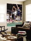 Memphis Grizzlies v Utah Jazz: C.J. Miles Wall Mural by Melissa Majchrzak