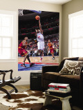Cleveland Cavaliers v Philadelphia 76ers: Thaddeus Young Wall Mural by David Dow