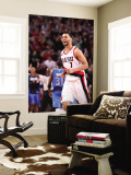Dallas Mavericks v Portland Trail Blazers - Game Three, Portland, OR - APRIL 21: Brandon Roy Wall Mural by Sam Forencich