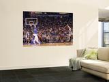 Miami Heat v Orlando Magic: J.J. Reddick and Chris Bosh Wall Mural by Mike Ehrmann