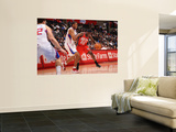 New Jersey Nets v Los Angeles Clippers: Anthony Morrow and Jarron Collins Wall Mural by Noah Graham