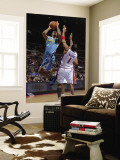 New Orleans Hornets v Detroit Pistons: Trevor Ariza and Tracy McGrady Wall Mural by Allen Einstein