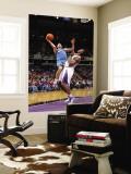 Washington Wizards v Sacramento Kings: Kirk Hinrich and Jason Thompson Wall Mural by Rocky Widner