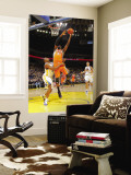 Phoenix Suns v Golden State Warriors: Hakim Warrick and Reggie Williams Wall Mural by Rocky Widner