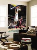 Miami Heat v Utah Jazz: Andrei Kirilenko Wall Mural by Melissa Majchrzak