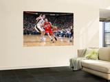 New Jersey Nets v Utah Jazz: Jordan Farmar and Gordon Hayward Wall Mural by Melissa Majchrzak