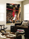 Chicago Bulls v Phoenix Suns: James Johnson and Jared Dudley Wall Mural by Barry Gossage