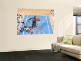 Milwaukee Bucks v Denver Nuggets: Luc Mbah A Moute Wall Mural by Garrett Ellwood