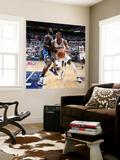 Orlando Magic v Atlanta Hawks - Game Six, Atlanta, GA - APRIL 28: Al Horford and Brandon Bass Wall Mural by Scott Cunningham