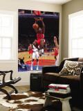 Los Angeles Clippers v Detroit Pistons: DeAndre Jordan Wall Mural by Allen Einstein