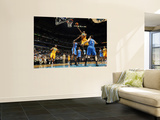 Oklahoma City Thunder v New Orleans Hornets: Quincy Pondexter Wall Mural by Layne Murdoch