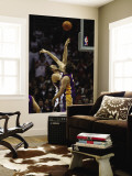 Los Angeles Lakers v Milwaukee Bucks: Andrew Bogut and Pau Gasol Wall Mural by Jonathan Daniel