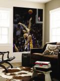 Los Angeles Lakers v Milwaukee Bucks: Andrew Bogut and Pau Gasol Wall Mural by Jonathan Daniel