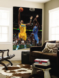 Oklahoma City Thunder v New Orleans Hornets: Trevor Ariza and Thabo Sefolosha Wall Mural by Chris Unknown