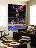 Milwaukee Bucks v Philadelphia 76ers: Jon Brockman Wall Mural by David Dow