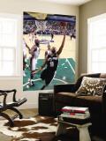 San Antonio Spurs v Utah Jazz: Tony Parker Wall Mural by Melissa Majchrzak