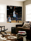 Charlotte Bobcats v New Orleans Hornets: Trevor Ariza and D.J. Augustin Wall Mural by Layne Murdoch
