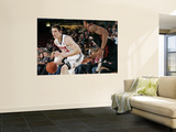 Utah Flash v Idaho Stampede: Luke Babbitt Wall Mural by Otto Kitsinger