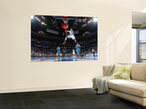 New Orleans Hornets v Denver Nuggets, Denver - January 9: J.R. Smith Wall Mural by Garrett Ellwood