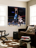 Minnesota Timberwolves v Oklahoma City Thunder: Corey Brewer, Russell Westbrook and Thabo Sefolosha Wall Mural by Layne Murdoch